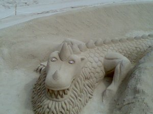 Sand - not only sand