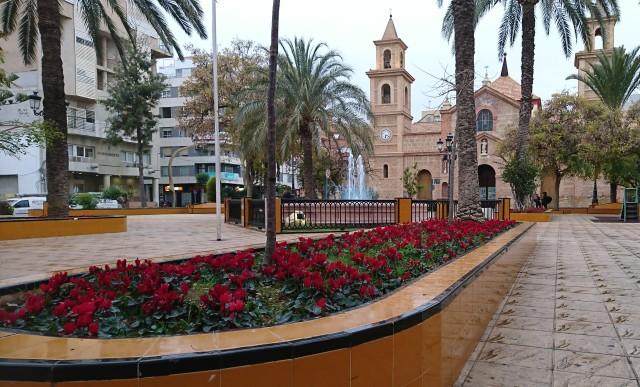 Spring in Torrevieja