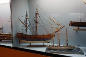 Sail boat models